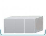 Групповая упаковка продукции в термоусадочную пленку