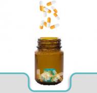 Оборудование для фасовки капсул или таблеток в банку