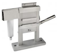 Ручное устройство для вальцовки алюминиевых туб (тюбиков)
