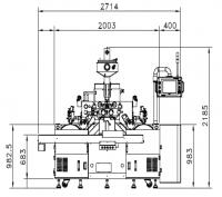 Автомат для производства Мягких Желатиновых Капсул (модель: 500R)