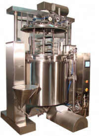 Реактор 630 л, с внешним гомогенизатором