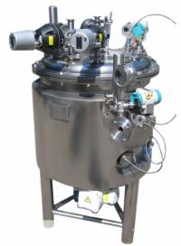 Реактор объемом 250 л. в исполнении EX для приготовления инъекционных растворов
