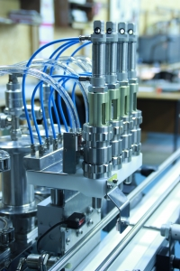 Линия розлива жидких продуктов во флаконы  ЛР2/ЛР4/ЛР6