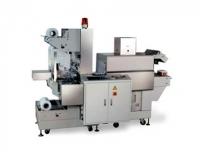 CVC 1650+1651 Горизонтальная шринк машина с термотуннелем для групповой упаковки продукции в термоусадочную пленку PE, PVC, & OPP
