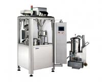 Автомат наполнения и запечатывания капсул CVC 1410