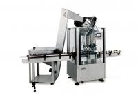 Автомат для закручивания колпачков роторного типа CVC 6074