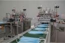 Конвейер автоматической выгрузки готовой продукции