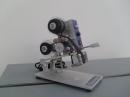 Полуавтоматический аппликатор для нанесения этикеток на плоскую поверхность