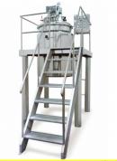 Вакуумный смеситель для продукта (Модель: MPT-600)