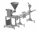 Разливочно-укупорочный полуавтомат для вязких продуктов (РУП-2)