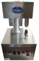 Устройство закруточное для полимерной посуды 2-х видов
