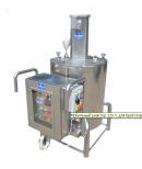 Мобильный реактор 120 л. для приготовления защитных и декоративных покрытий на таблетки.