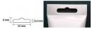 Пневматическое устройство для обрезки туб с просечкой еврослота, POD-400E