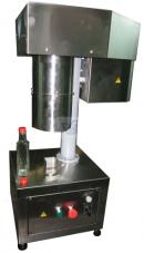 Полуавтомат для закатки бутылок с винтовым горлом